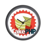 CakePHP 1.2 Wall Clock