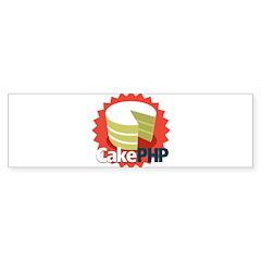 CakePHP 1.2 Bumper Bumper Sticker