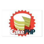 CakePHP 1.2 Postcards (Package of 8)