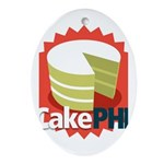 CakePHP 1.2 Oval Ornament