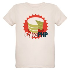 CakePHP 1.2 Organic Kids T-Shirt