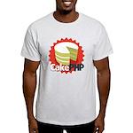 CakePHP 1.2 Light T-Shirt