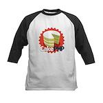 CakePHP 1.2 Kids Baseball Jersey