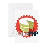 CakePHP 1.2 Greeting Cards (Pk of 20)