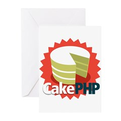 CakePHP 1.2 Greeting Cards (Pk of 10)