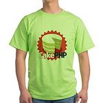 CakePHP 1.2 Green T-Shirt