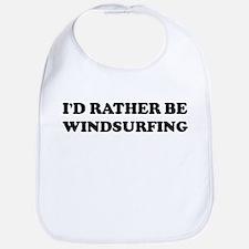 Rather be Windsurfing Bib