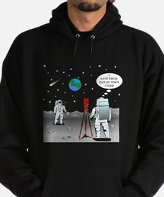Out of Town Jobs Hoodie