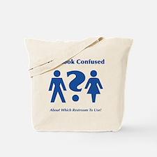 You Look Confused Tote Bag
