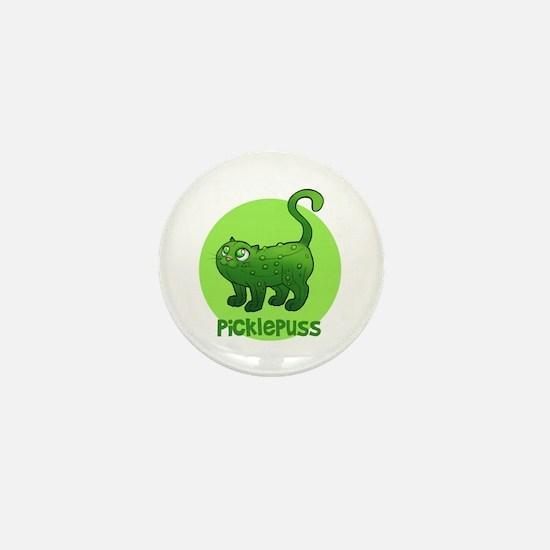 picklepuss Mini Button