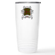 Skene Tartan Shield Travel Mug