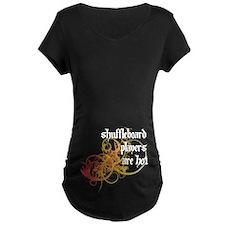 Shuffleboard Players Are Hot T-Shirt