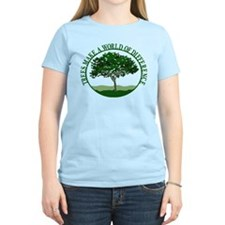 Trees Make a World of Differe T-Shirt