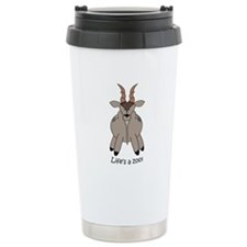 Eland Travel Coffee Mug