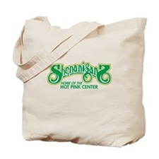 Shenaniganz Still Waiting Tote Bag
