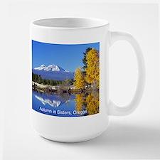 Autumn in Sisters Mug