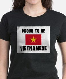 Proud To Be VIETNAMESE Tee