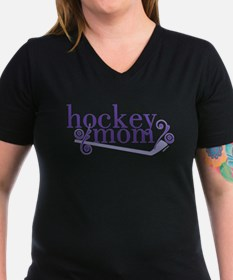 simple hockey mom Shirt