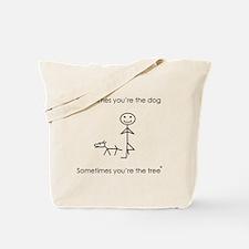 Unique Stick figure Tote Bag