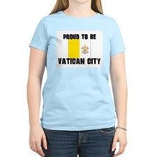 Proud To Be VATICAN CITY T-Shirt
