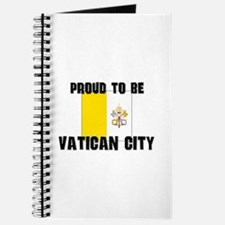 Proud To Be VATICAN CITY Journal