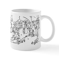 A Sunday Afternoon - Stick Mug