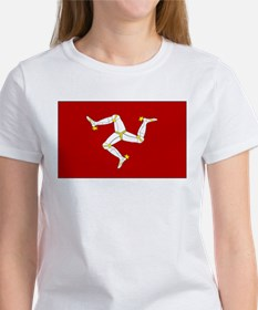 Isle of Man Flag Gear Women's T-Shirt