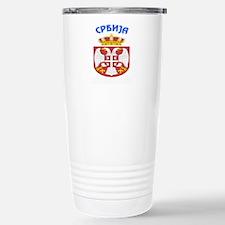 Serbian Coffee Travel Mug