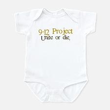 9 12 Project Infant Bodysuit
