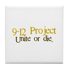 9 12 Project Tile Coaster