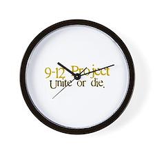 9 12 Project Wall Clock