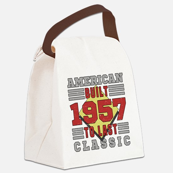 Unique Last Canvas Lunch Bag