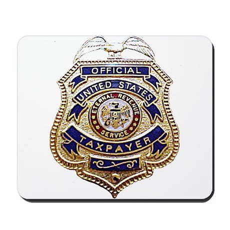 Official U.S. Taxpayer Mousepad