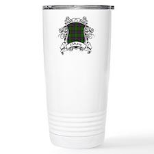 Shaw Tartan Shield Travel Mug