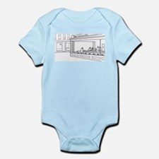 Nighthawks - Stick Infant Bodysuit