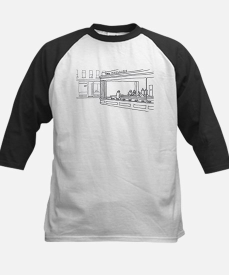 Nighthawks - Stick Kids Baseball Jersey