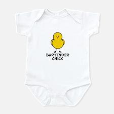 Bartender Chick Infant Bodysuit