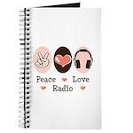 Peace Love Radio Journal