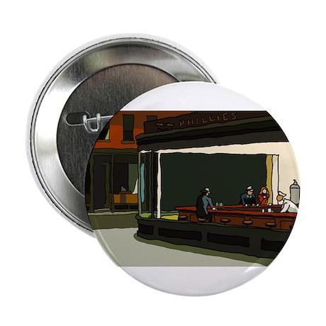 "Nighthawks - S.F. Masterpiece 2.25"" Button"