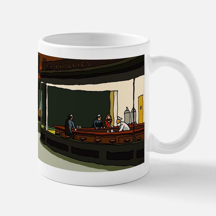 Nighthawks - S.F. Masterpiece Mug