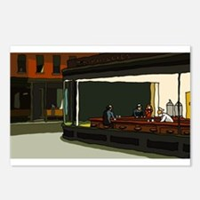 Nighthawks - S.F. Masterpiece Postcards (Package o