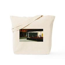 Nighthawks - S.F. Masterpiece Tote Bag