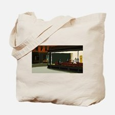 Nighthawks - S.F. Masterpiece Tote Bag