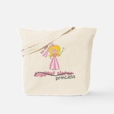 biggest sister t-shirts cross princess Tote Bag