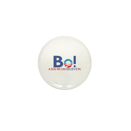 Bo Obama Mini Button (100 pack)