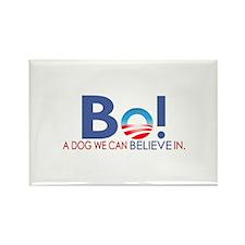 Bo Obama Rectangle Magnet