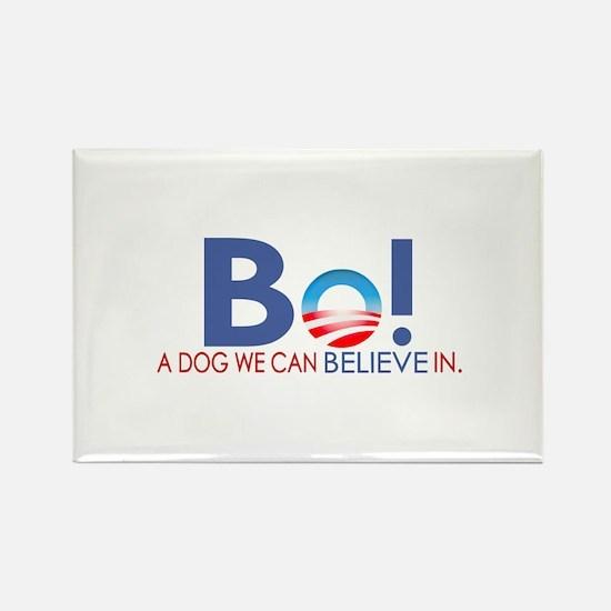 Bo Obama Rectangle Magnet (10 pack)