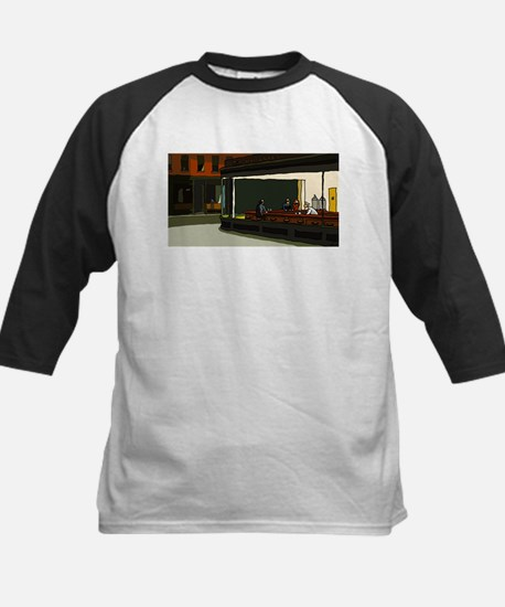Nighthawks - S.F. Masterpiece Kids Baseball Jersey