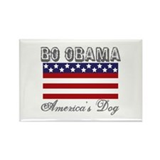 Bo Obama First Dog Rectangle Magnet