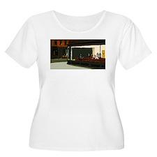 Nighthawks - S.F. Masterpiece T-Shirt